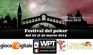 WPT Festival del Poker di Venezia: vince il pro di sisal Gabriele Lepore, Cecilia Cocchi battuta in heads up.