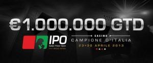 Parte l'IPO 10 by Titanbet.it: è record di iscritti!