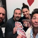Ivan Fantasia - Massimiliano Casella - Pamela Camassa - Filippo Bisciglia