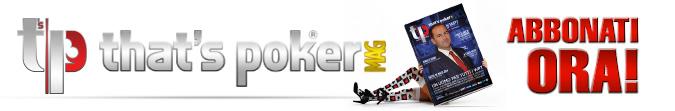 Il Global Poker Master fa impazzire i Bookmaker