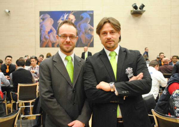 Raffaele De Nicola e Antonio Greco, esempio di perfetta integrazione tra staff interno e risorse esterne